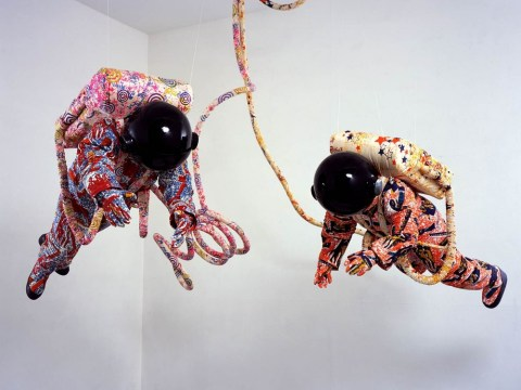 Yinka Shonibare: The Banksy of sculpture on his split personality