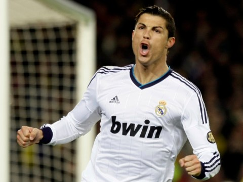 Cristiano Ronaldo says Barcelona romp has Real Madrid in the mood to conquer Manchester United