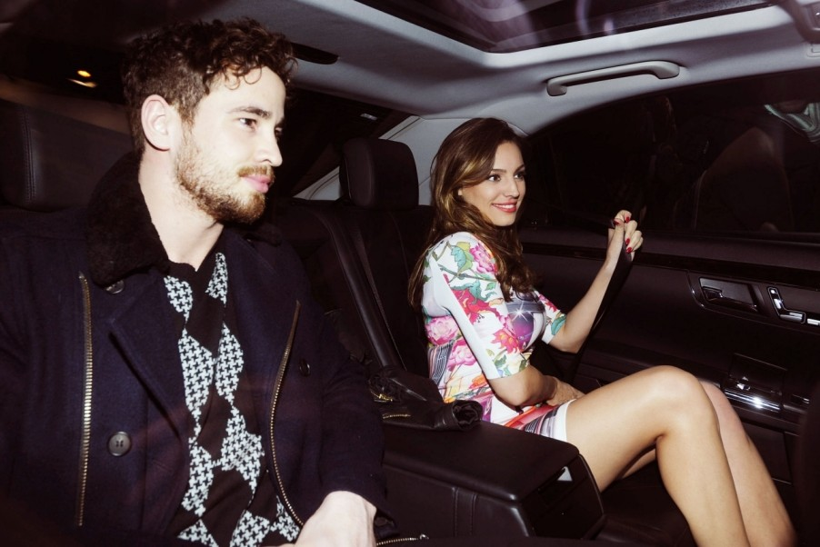 Kelly Brook tells Danny Cipriani: 'Sort your life out, or it's over'