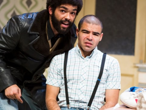 Identity crisis and tension are at the heart of Arinze Kene's God's Property at Soho Theatre
