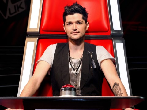 Danny O'Donoghue forced to quit filming for The Voice after coming down with bug