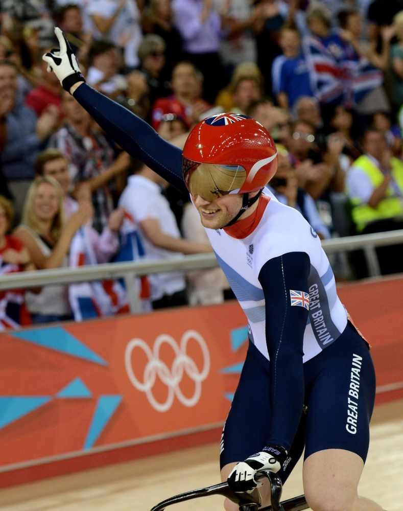 Jason Kenny aims to erase 'rubbish' title win with victory in Minsk