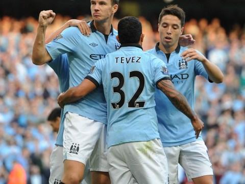 Edin Dzeko drops Manchester City exit hint with Bundesliga revelation