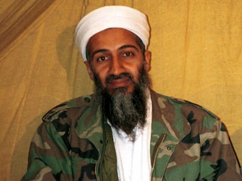 Osama bin Laden was a passenger in car pulled over for speeding