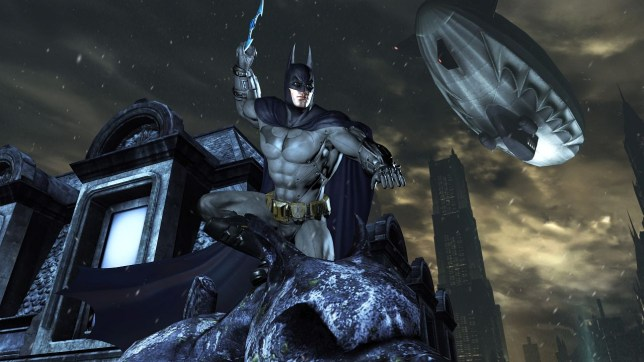 Batman: Arkham City – the Dark Knight returns, again