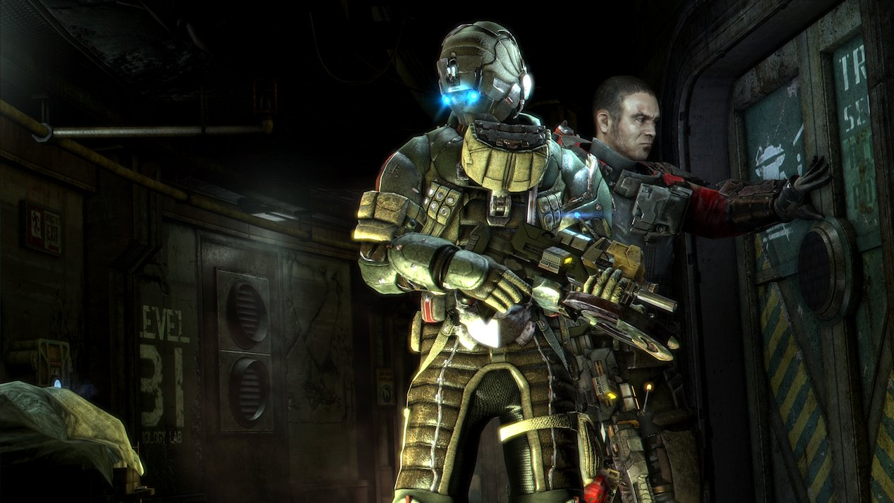 Dead Space 3 – Isaac was originally going it alone