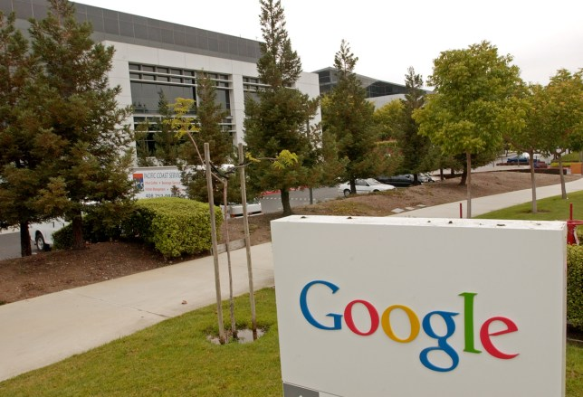 Google said it is 'excited' about hosting the movie (Picture: AP)