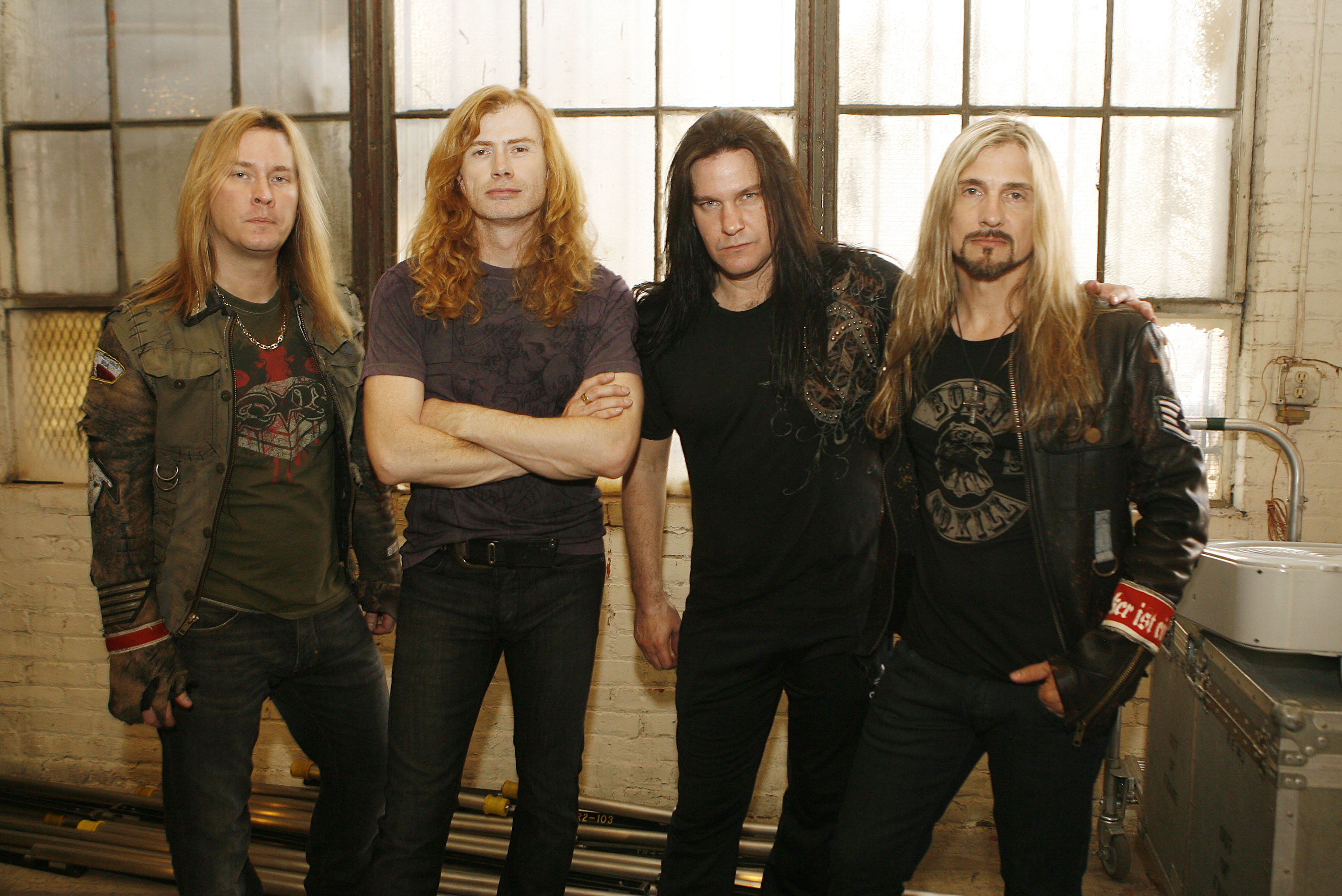 Megadeth to release new album Super Collider in June and tour UK
