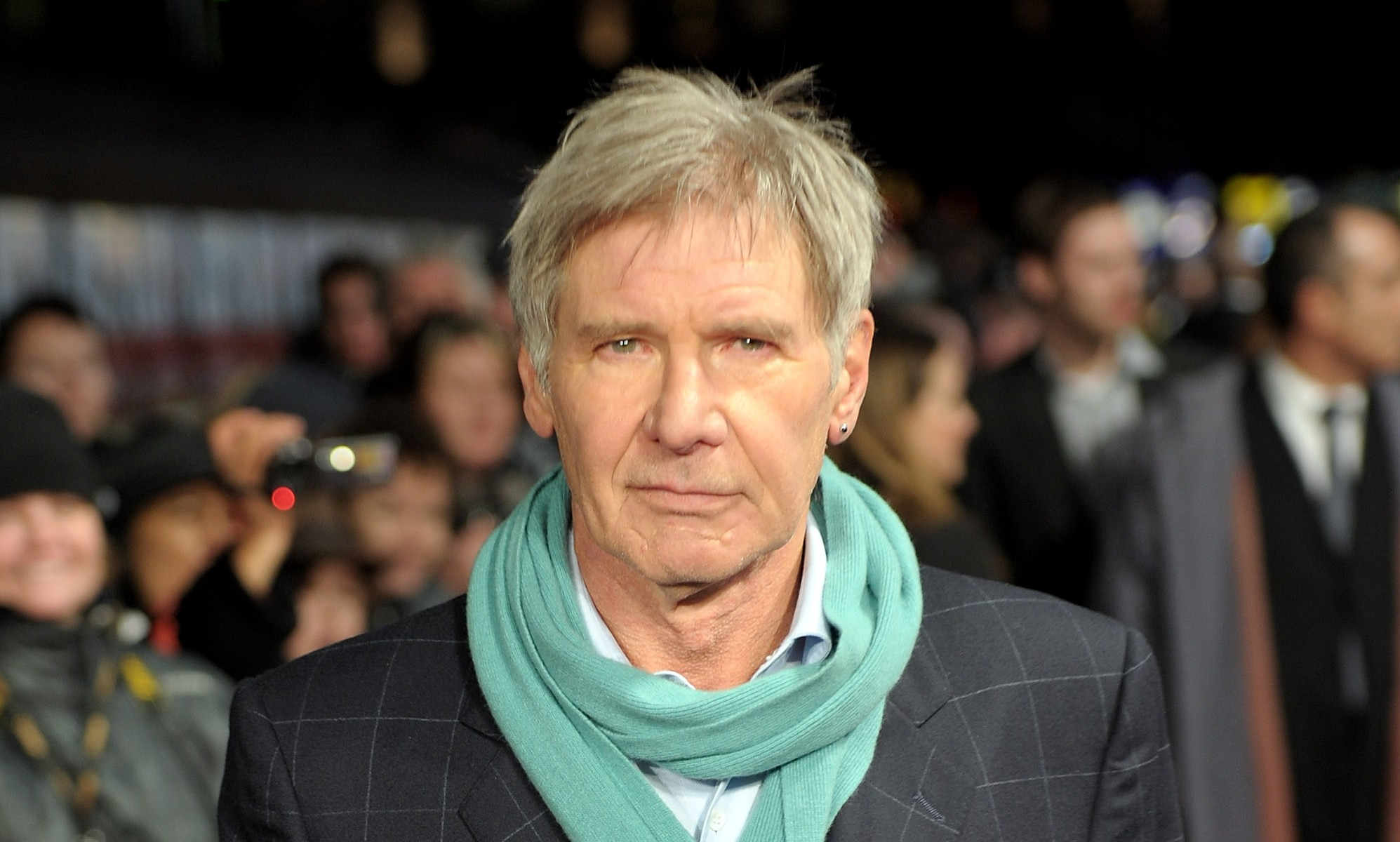 Harrison Ford 'joins Anchorman 2: The Legend Continues cast'