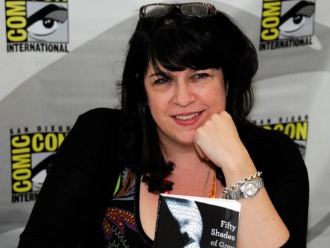 EL James admits she is 'terrified' of 50 Shades of Grey movie