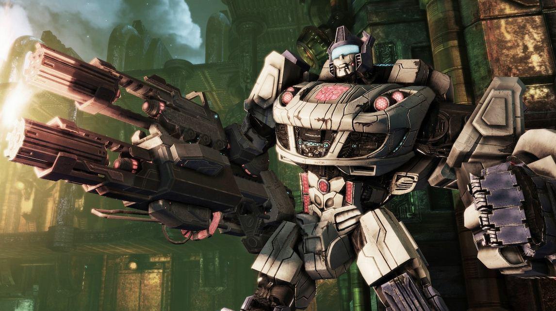 Games Inbox: Transformers, Virtua Strike and Rayman Legends