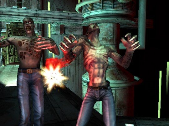 The House Of The Dead 2 & 3 Return – everyone loves shooting zombies
