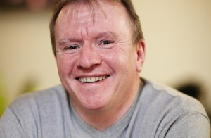 Jim Ryan – he has a lovely Dundee accent