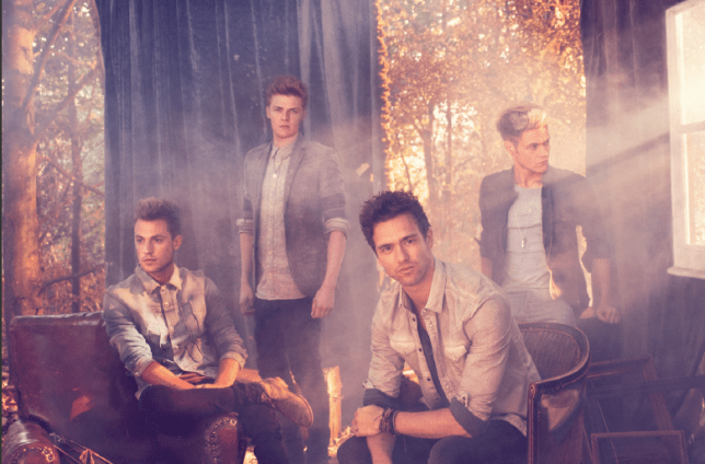 Lawson are gearing up for their Chapman Square Tour