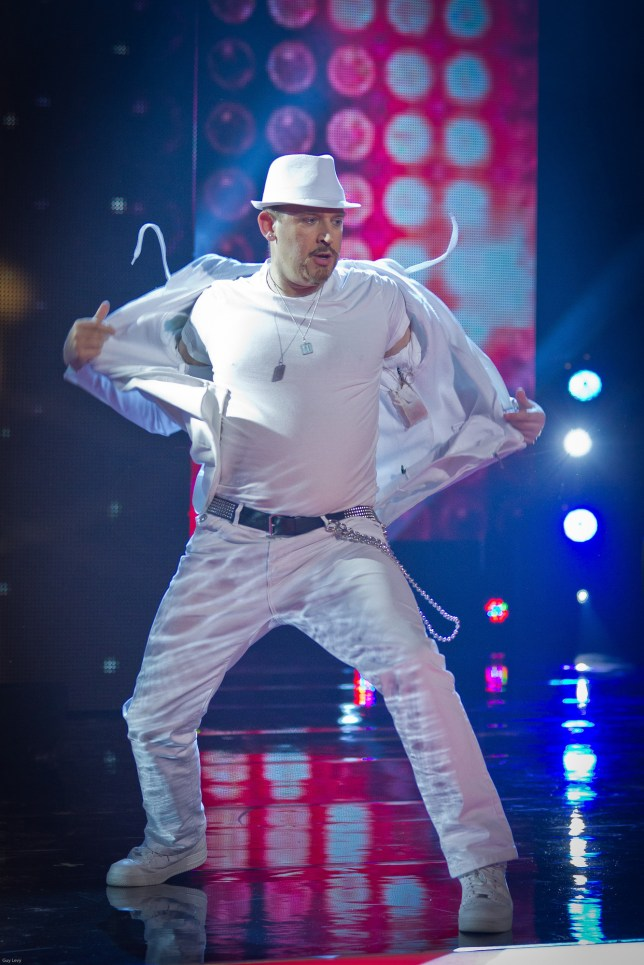 Tim Vine Let's Dance for Comic Relief