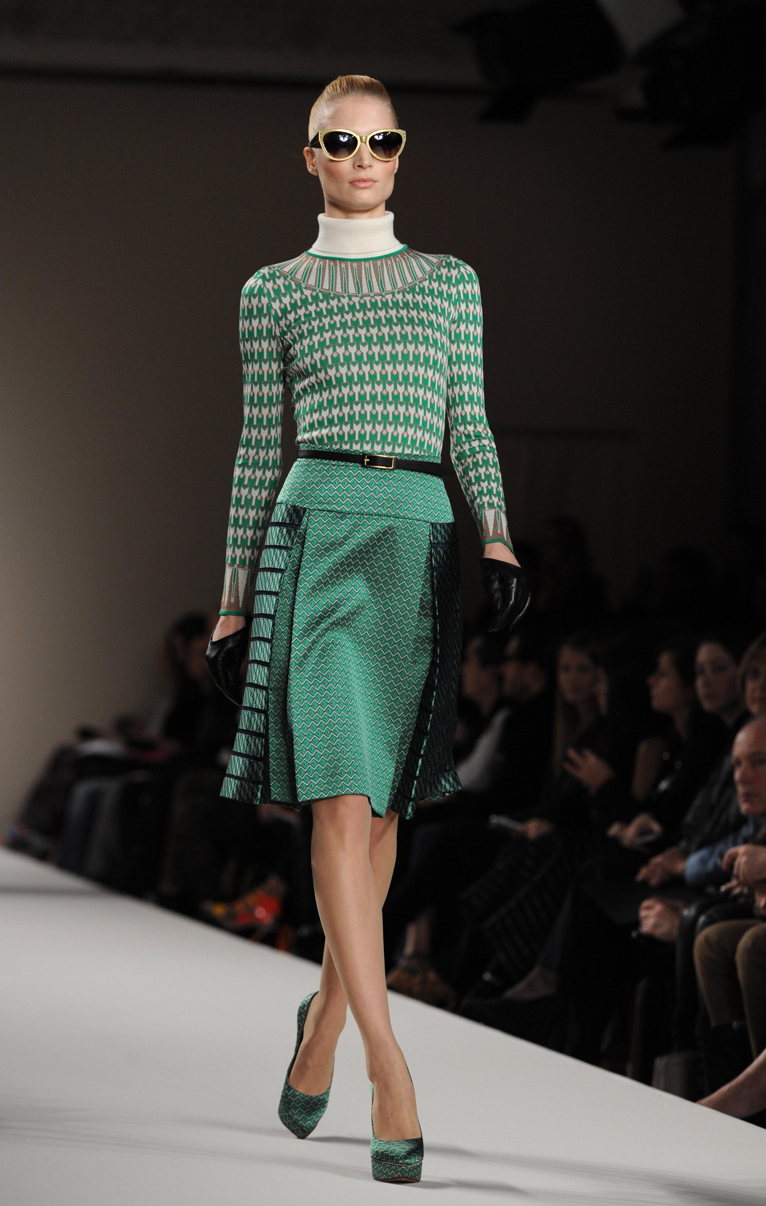Gallery: London Fashion Week – Alice Temperley – 17 February 2013