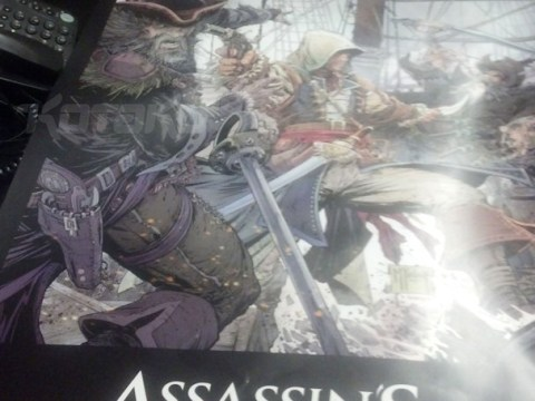 Assassin's Creed IV: Black Flag announcement imminent?