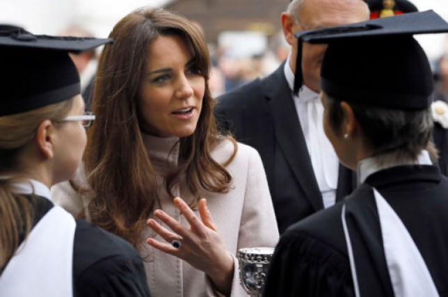 The Duchess of Cambridge, Kate Middleton