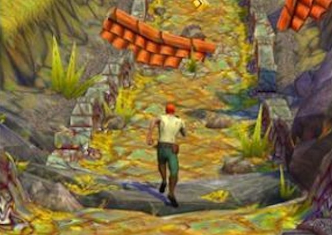 Temple Run 2 – now in a full-on sprint