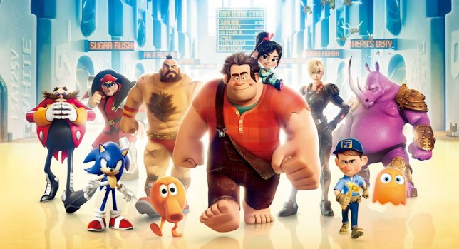 Wreck-It Ralph – best video game move ever?