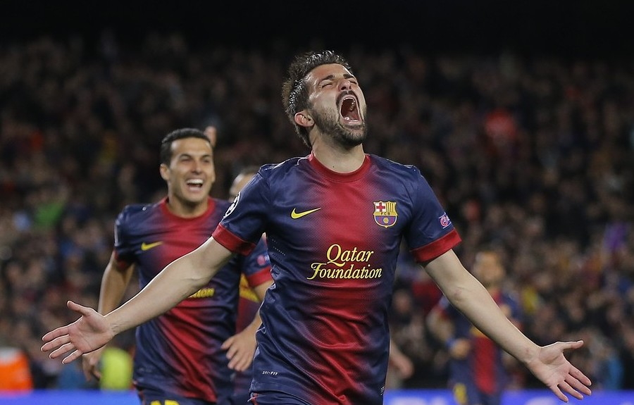 David Villa's Barcelona resurgence is bad news for Arsenal