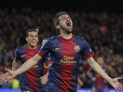David Villa's Barcelona resurgence is bad news for Arsenal