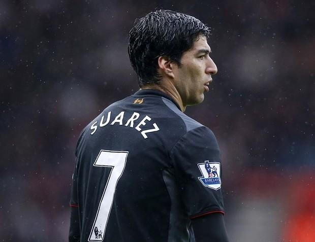 Juventus make Liverpool's Luis Suarez their summer transfer priority