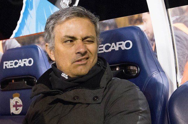 On his way back: Jose Mourinho is moving closer to a Chelsea return (Picture: Getty)