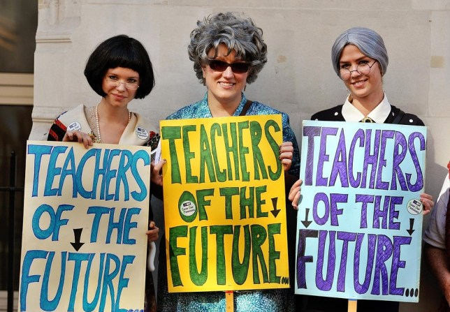 Teachers to strike