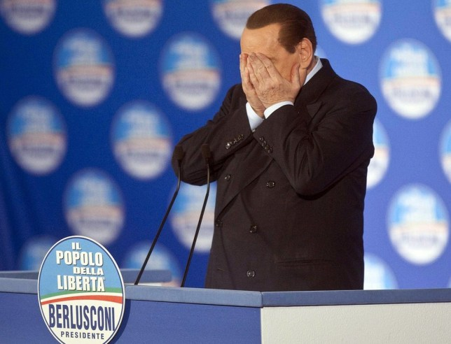 Silvio Berlusconi convicted