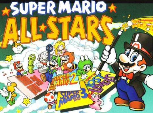 Super Mario All-Stars – a crash course in gaming