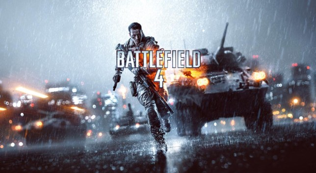 Battlefield 4 – set in the here and now