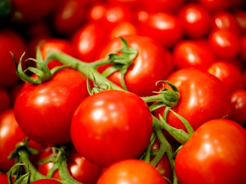 Help protect your skin from the sun with a tomato pill