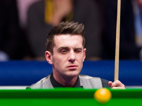 VIDEO: Mark Selby laughs off missing final black of 147 chance at China Open