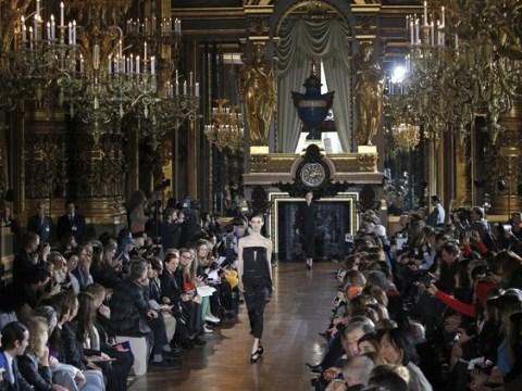 Gallery: Stella McCartney at Paris fashion week  – Runway – PFW F/W 2013