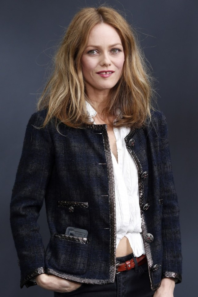 Vanessa Paradis moves on after Johny Depp split. Pic: AFP PHOTO/FRANCOIS GUILLOT        (Photo credit should read FRANCOIS GUILLOT/AFP/Getty Images)