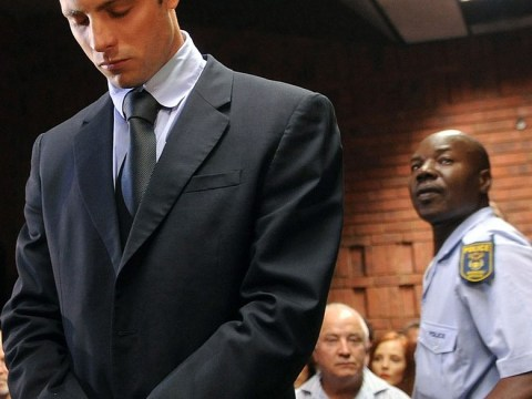 Oscar Pistorius in court appeal over bail rules in Reeva Steenkamp shooting 'murder' trial