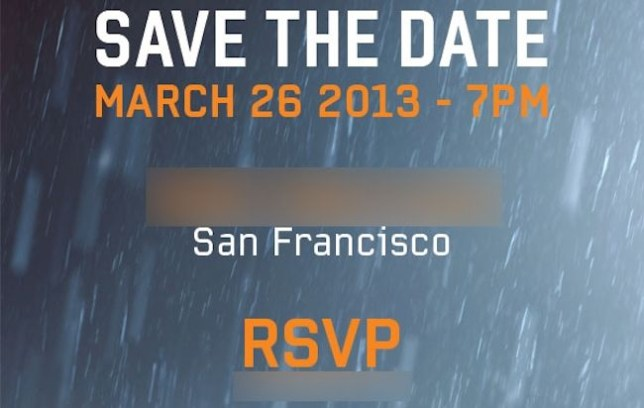 Is Battlefield 4 about to be revealed?