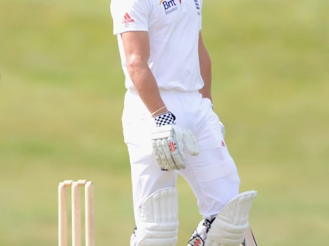 Matt Prior urges patience with Nick Compton as England falter against New Zealand