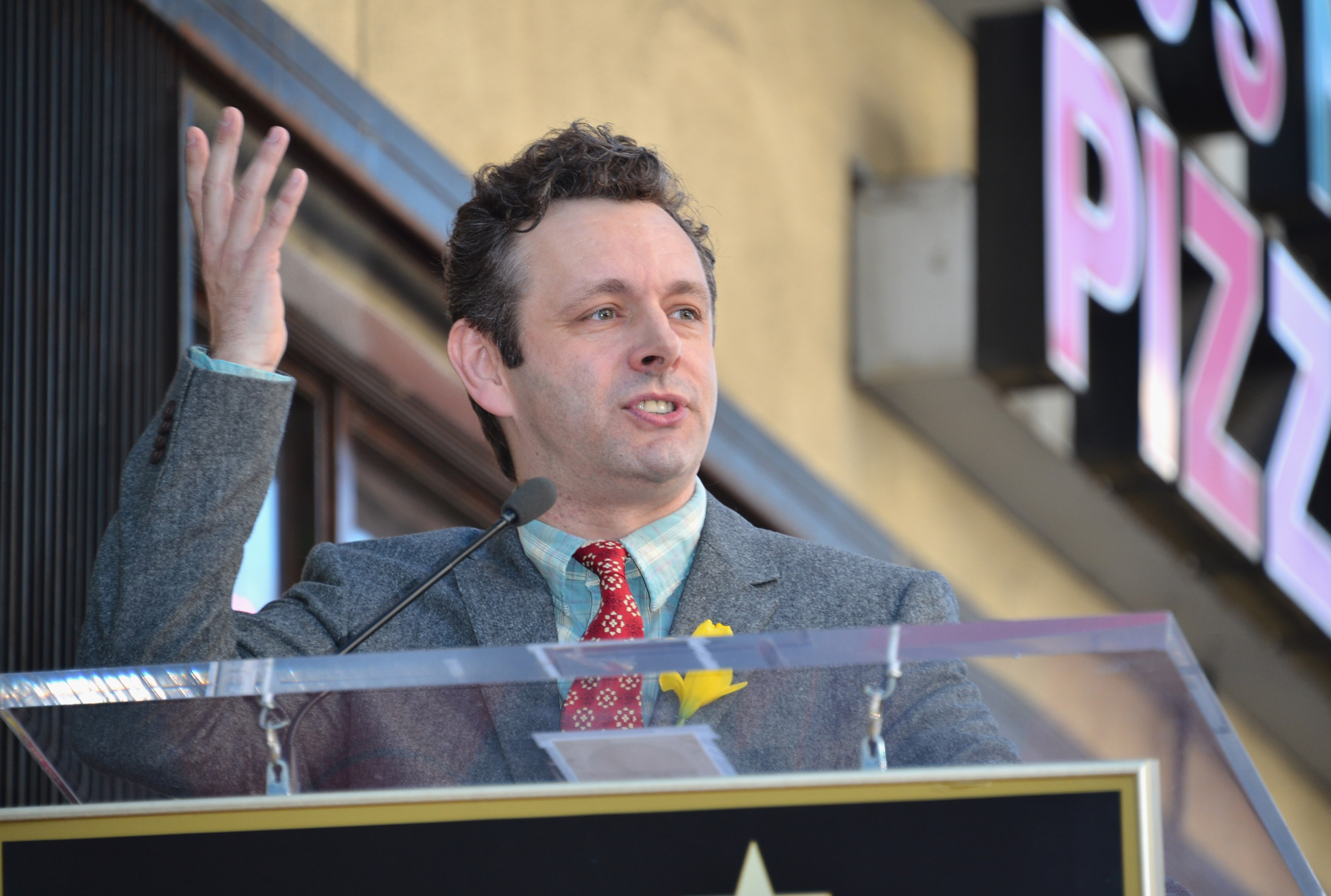 Michael Sheen and Johnny Depp new favourites to play Freddie Mercury in biopic