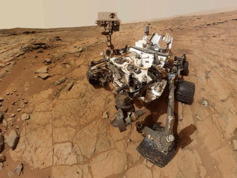 Water on Mars so pure we could've drunk it, says Nasa