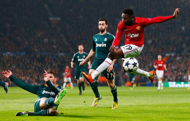 Dry spell: Manchester United's Danny Welbeck has just one Premier League goal this season (Action Images)