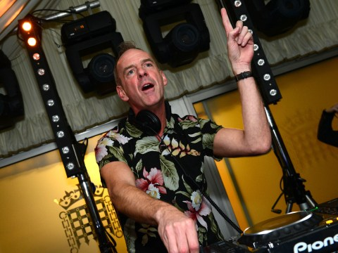 Fatboy Slim praised for 'fun' and 'surreal' House of Commons gig
