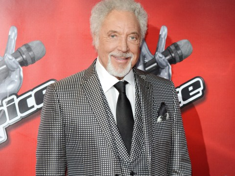 Confident Sir Tom Jones tells The Voice hopefuls to stick with him if they want to win