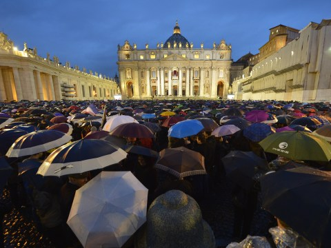 Gallery: Pope Francis I elected new pope in the Vatican