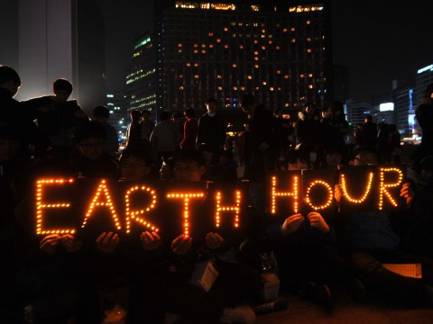 Earth Hour 2016 is this weekend, here's why you should switch your lights off for an hour