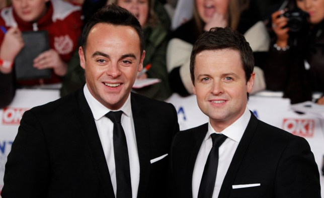 Ant and Dec have shot straight to the top of the charts (Picture: PA)