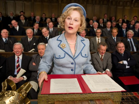 The Iron Lady star Meryl Streep hails 'pioneer' Margaret Thatcher