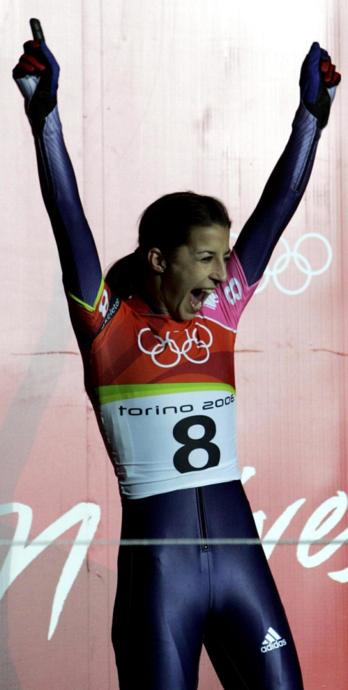 Shelley Rudman keeping busy chasing Olympic golden dream