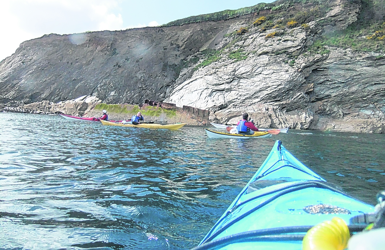 Treat your mum to an adventurous sea kayaking break in Cornwall (Picture: File)
